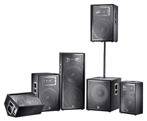 Speaker Jbl Professional jbl pls jrx200