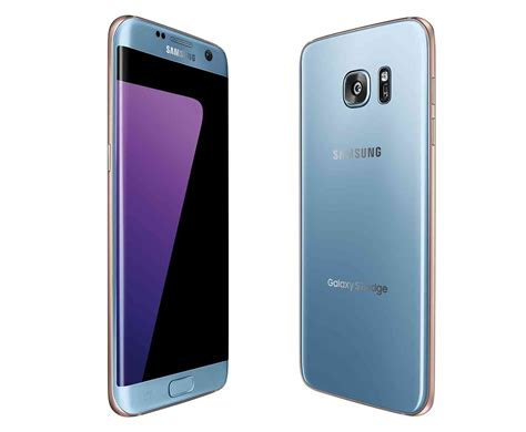 Blue Coral Galaxy S7 edge launches at T Mobile   PhoneDog