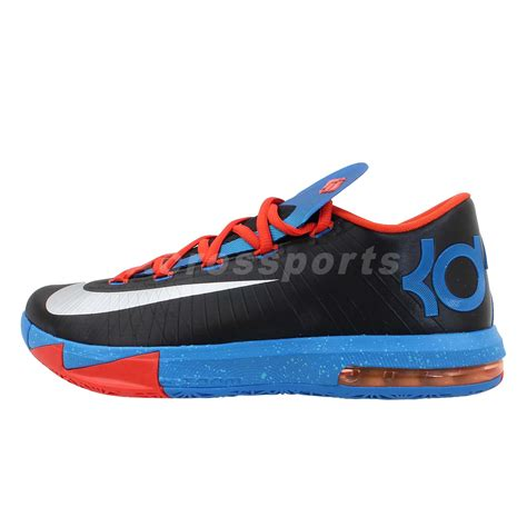 kd sneakers nike kd vi 6 2013 mens basketball shoes air max okc