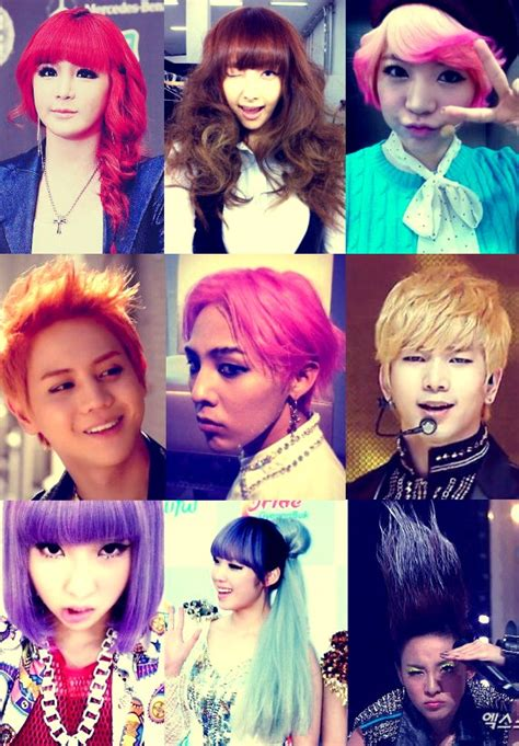 popular kpop hair colours kpop street fashion how to dress up like your favorite idols