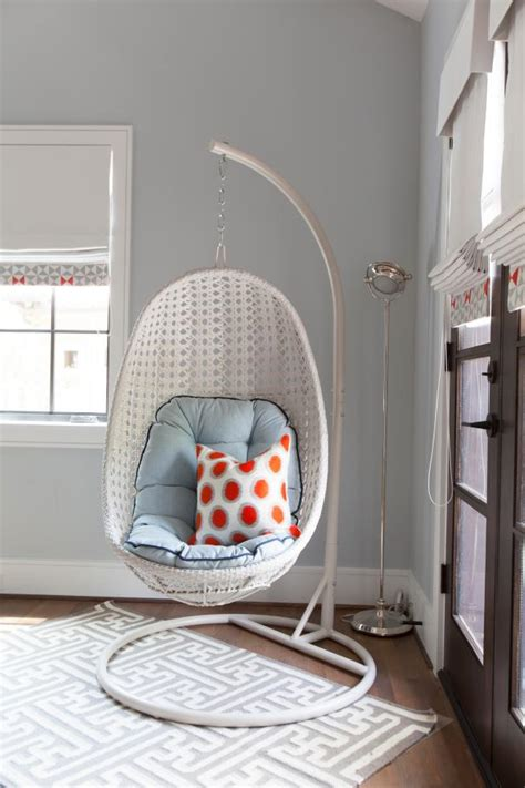 hanging chairs  bedrooms hanging chairs  kids rooms hgtvs decorating design blog hgtv