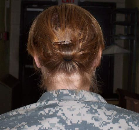 army female hairstyles army hairstyles females