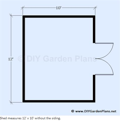 Shed Plans 10 X 12 by 10 X 12 Gambrel Shed Plans Downloader Shedolla