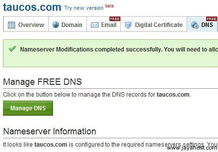 email forwarding adalah manage dns blog jayahost