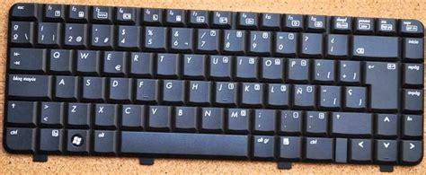 Keyboard Hp 500 Hp 510 Hp 520 Hp500 Hp510 Hp520 4 teclado hp 500 510 520 530 en ingles nuevo original 850 00 en mercado libre