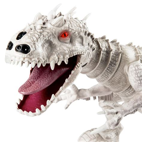 zoomer dino coloring page spin master zoomer indominus rex collectible robotic