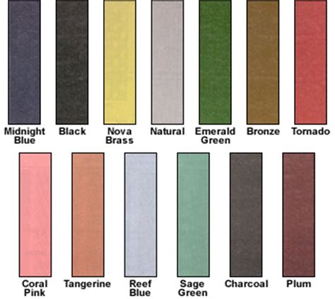 what color is aluminum anodised aluminium sheets and anodised aluminium sheeting