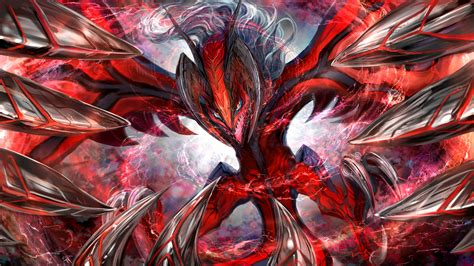cool yveltal wallpaper pokemon red thyr yveltal wallpaper 1600x900 179428