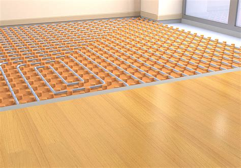 In Floor Heating by Underfloor Heating