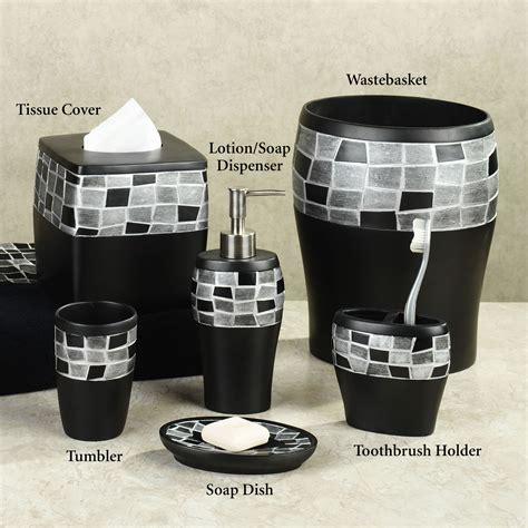 black bathroom sets cheap pretty cheap bathroom accessory sets pictures gt gt ceramic