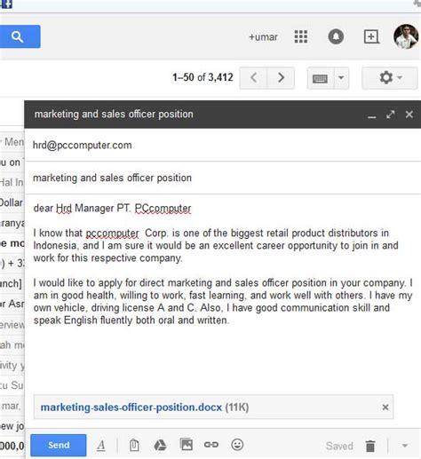 format penulisan email formal contoh lamaran kerja bahasa inggris via email umardanny com