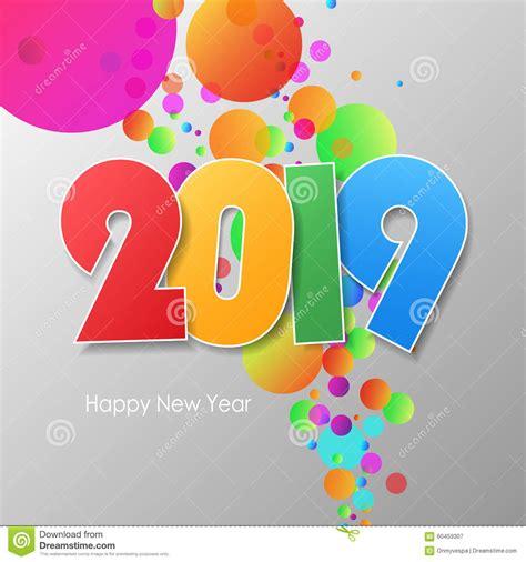 new year 2019 taiwan simple 2019 year calendar vector cartoondealer