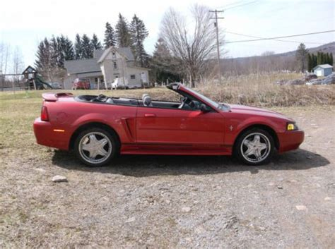 2001 ford mustang rims find used 2001 mustang convertible bronze custom
