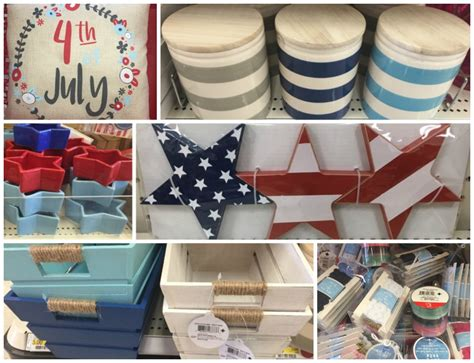 target dollar section new patriotic nautical items in target dollar spot all