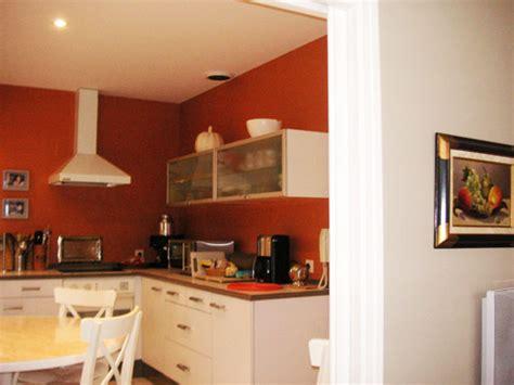 Deco Interieur Cuisine by D 233 Coration Interieur Cuisine Peinture