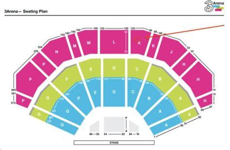 lauryn hill dublin 2 lauryn hill seated tickets block k for sale in dublin 4