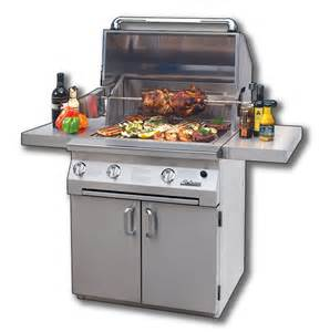 Portable Islands For Kitchens infrared 30 inch gas grill by solaire free shipping