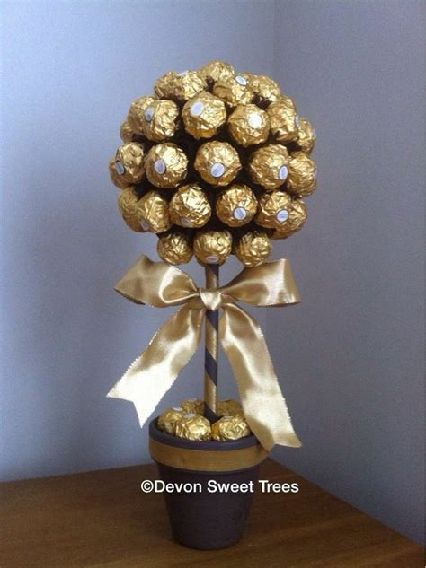 diy ferrero rocher tree lindt lindor ferrero rocher sweet tree sweet trees ferrero rocher and trees