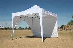 Canopy Tent Canopy Tent With 4 Free Sidewalls Commercial Grade