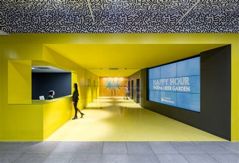 Cyber Cafe Design Interior First Impressions Thinking Through Reception Area