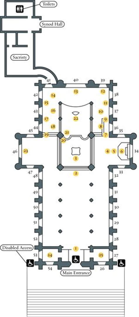 basilica floor plan plan of cathedral archdiocese of armagh