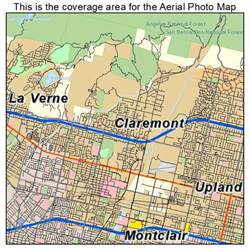 map of claremont california aerial photography map of claremont ca california