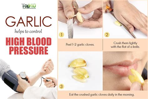 remedies for reducing high blood pressure