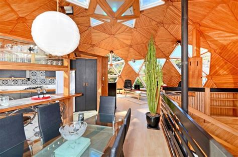 auckland s dome house dazzles with its geodesic form