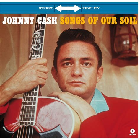 johnny song songs of our soil lp vinile johnny rista 1959