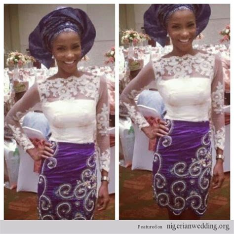 silk george aso ebi 17 best images about nigerian lace styles on pinterest
