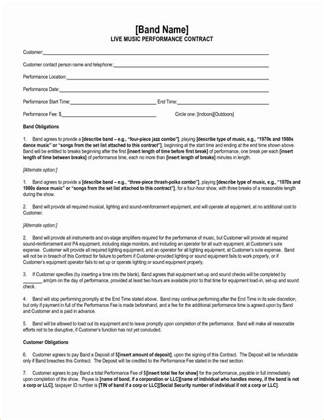 agreed upon procedures report template charming customer contract template ideas resume ideas
