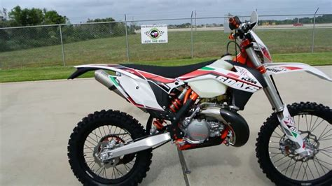 2014 Ktm 300 Xc W Review 2014 Ktm 300 Xc W Six Days Special Edition Overview And