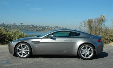 aston martin v8 vantage 2006 2006 aston martin v8 vantage information and photos zombiedrive