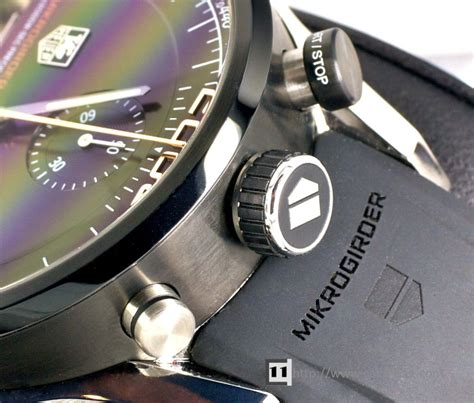 Tag Heuer Mikrogirder Silverwhite preview tag heuer heuer edition the home