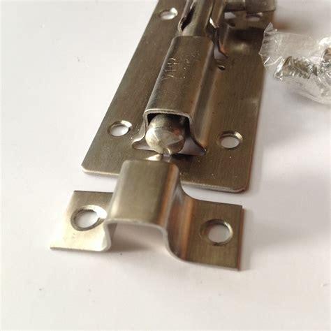 jual kunci pintu slot pintu grendel stainless ukuran