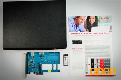 Ssd M2 Sata Team 256gb review sandisk a110 256gb m 2 pcie ssd custom pc review