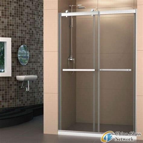 Tempered Glass Shower Door Tempered Glass Shower Door Tempered Glass China Glass Network