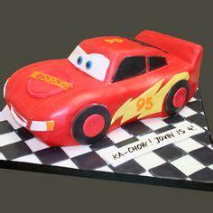 tutorial flash mcqueen 3d lightning mcqueen car cake template free google