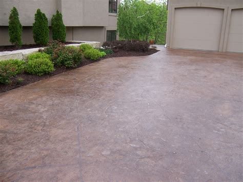 How To Clean Colored Concrete Patio by Concrete