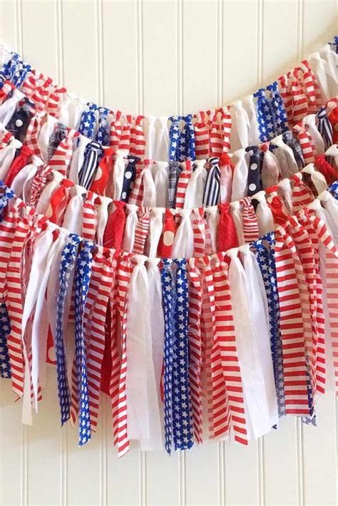 fourth of july decorations 2028 best 4th of july americana patriotic images on
