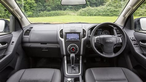 isuzu dmax interior 2018 isuzu d max arctic trucks at 35 price and perfomance