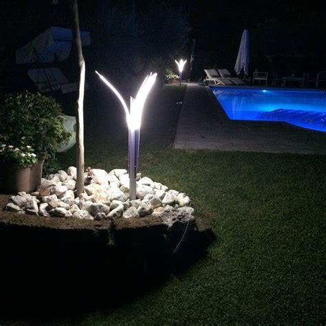 illuminazioni giardino lade da giardino a led minimalism iii