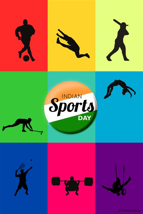 Ordinary Cheap Framed Prints Online #5: Indian_Sports_Day-NGPS2128_Copy_1024x1024.png?v=1450523193