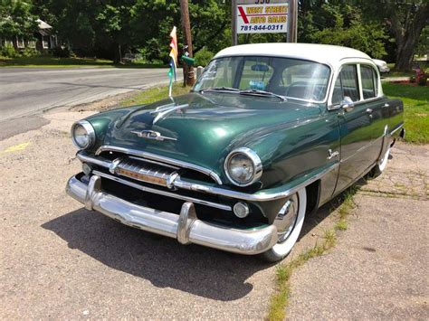 plymouth savoy 1954 curbside classic 1954 plymouth savoy affection