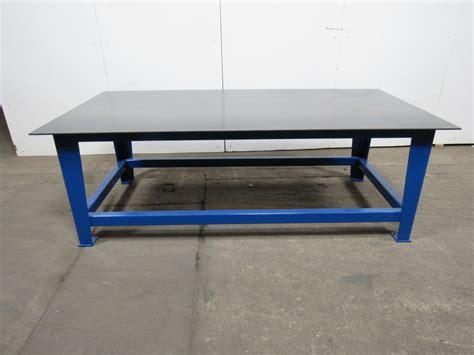heavy duty work table 48 quot x96 quot x33 quot heavy duty steel welding layout assembly work