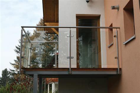 balkon edelstahl edelstahl balkon treppencenter