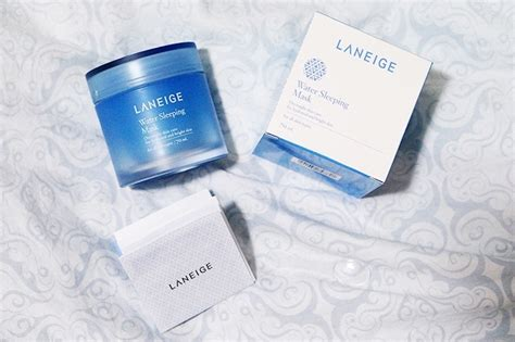 Laneige Sleeping Sleeping Mask Ori Promo laneige water sleeping mask reviews in lotions creams chickadvisor