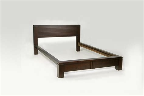 how to build a size platform bed frame with drawers