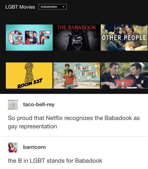 Gay Pride Meme - the babadook is an lgbt symbol best funniest memes
