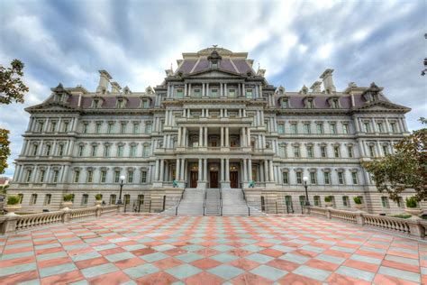 Eisenhower Executive Office Building by Washington Dc Eisenhower Executive Office Building Flickr